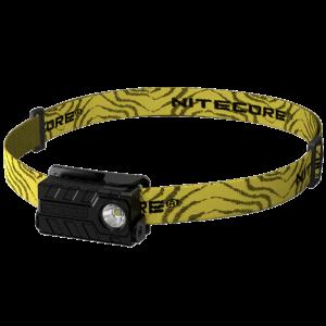 Светодиодный налобный фонарь Nitecore NU20 Черный