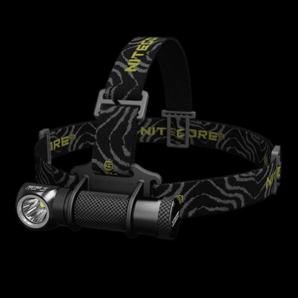 Светодиодный налобный фонарь Nitecore HC30