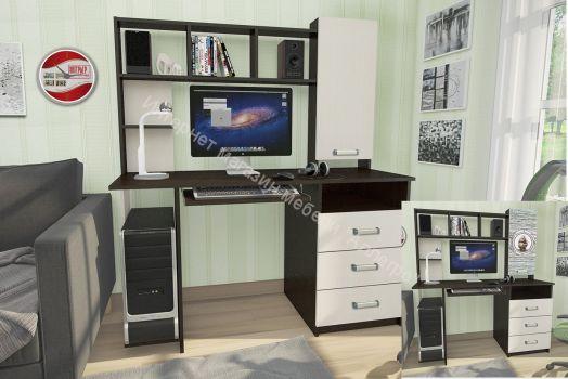 """Компьютерный стол """"Интерьер Центр"""" КС-002"""