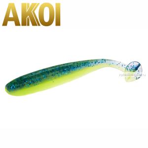 Мягкая приманка Akkoi Prime 3,5'' 88 мм / 4 гр / упаковка 6 шт / цвет: SE05