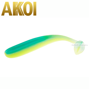 Мягкая приманка Akkoi Prime 3,5'' 88 мм / 4 гр / упаковка 6 шт / цвет: SE07