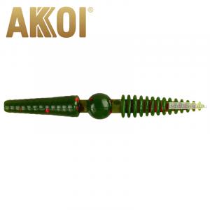 Мягкая приманка Akkoi Pulse 55 мм / 0,75 гр / упаковка 10 шт / цвет: OR38