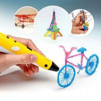 3D ручка 3D Pen 2 нового поколения с дисплеем USB
