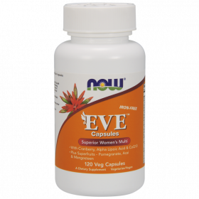 Eve от NOW foods 120 капсул_