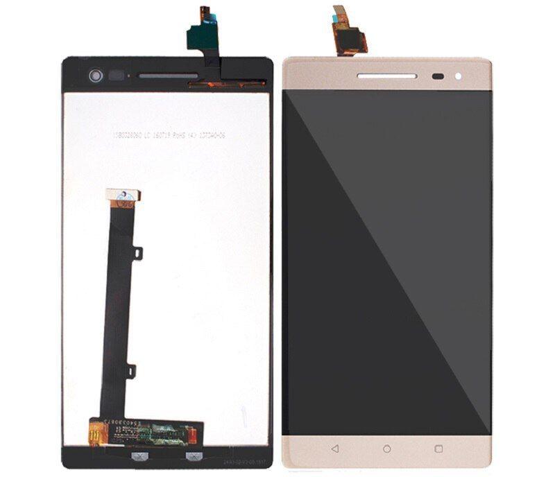 LCD (Дисплей) Lenovo Phab 2 Pro (в сборе с тачскрином) (gold) Оригинал