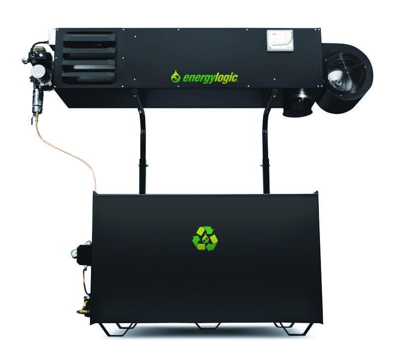 Воздухонагреватель EnergyLogic EL 140H-S