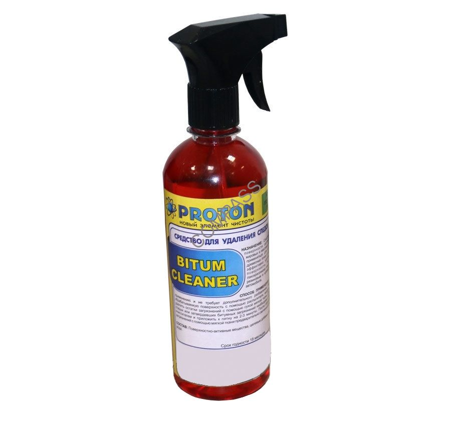 Очиститель битума Bitum Cleaner PROTON 0,5л (триггер)