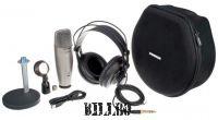 Микрофонный комплект Samson C01U PRO Podcasting Pack