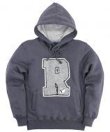Худи для мальчиков 8-12 лет Bonito серый R