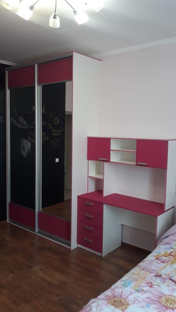Шкаф купе + столы на заказ, jh-50000