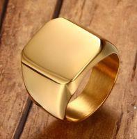 Перстень позолоченный