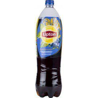Чай Липтон 1,5л Черника пэт Пепси