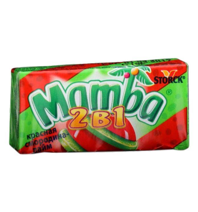 Жев. конфета Мамба 26,5г