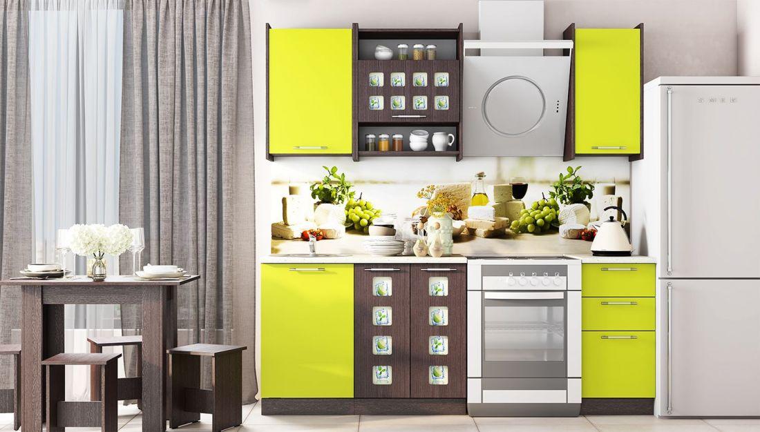 Кухонный гарнитур Л-13