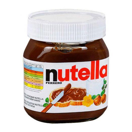 Шок. паста Нутелла ореховая 350г
