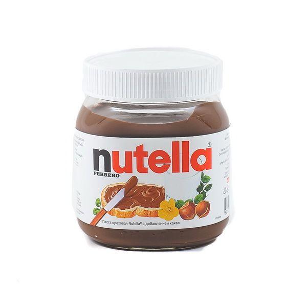 Шок. паста Нутелла ореховая 630г