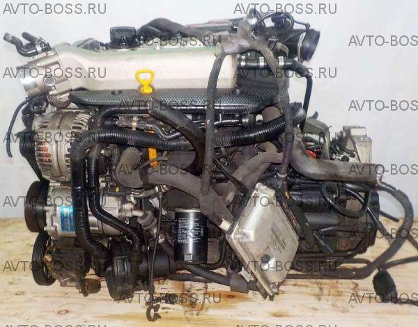 Двигатель в сборе с КПП, Audi AUQ -  Audi TT пробег  140 960 km + подвеска коса+комп без пробега по рф
