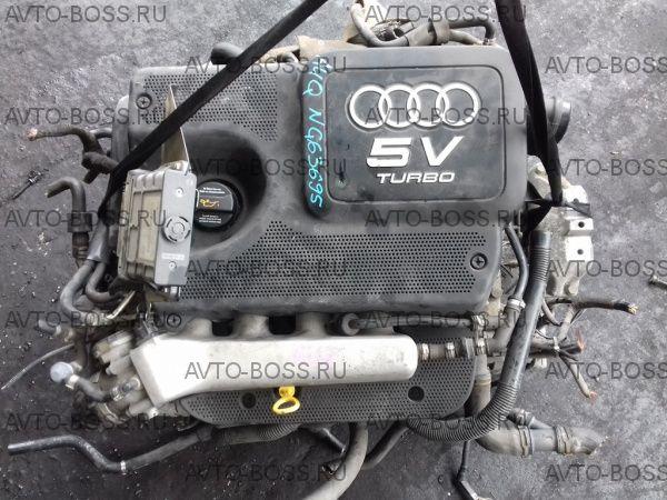 Двигатель в сборе  с КПП, Audi AUQ - AT  A5 TURBO пробег  114 000 km коса+комп без пробега по рф