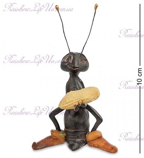 """Фигурка муравей с арахисом """"ED"""""""