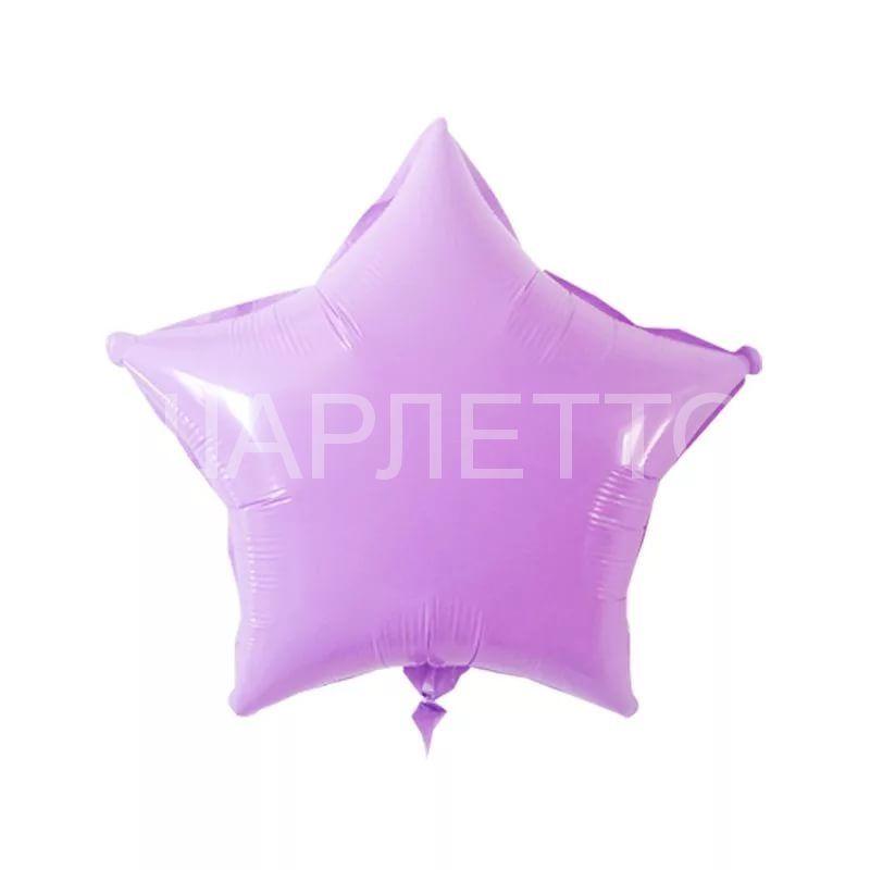Звезда MACAROON фиолетовый