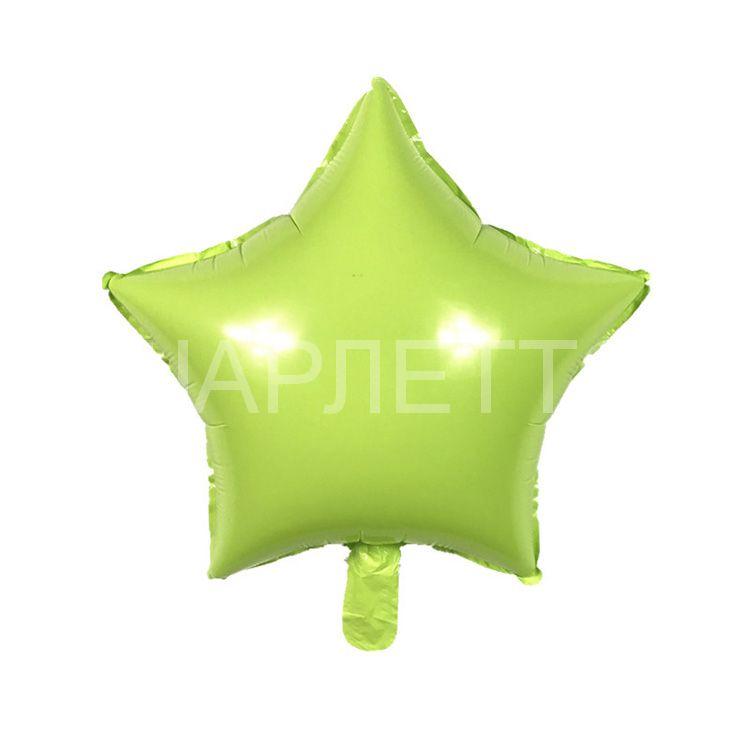 Звезда MACAROON лайм