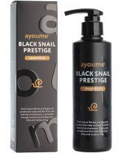 Black Snail Prestige Shampoo Шампунь для волос с муцином улитки 240 мл