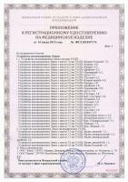 Сертификат валик ляпко аппликатор универсальный