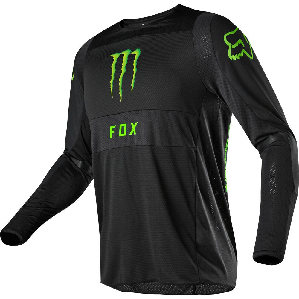 Fox - 2020 360 Monster Pro Circuit Black джерси, черное