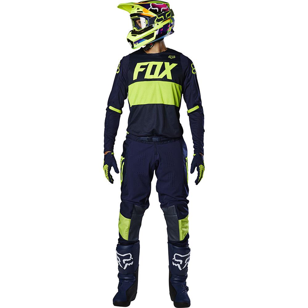 Fox - 2020 360 Bann Navy комплект джерси и штаны, синий