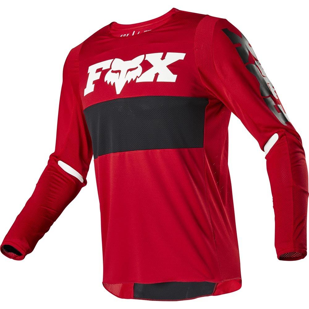 Fox - 2020 360 Linc Flame Red джерси, красное