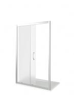 Душевая дверь BAS LATTE WTW-140-G-WE