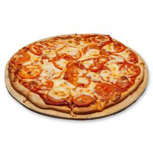 Пицца Сырная 750г