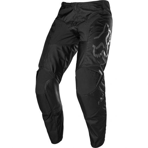 Fox 180 Prix Black/Black штаны, черные