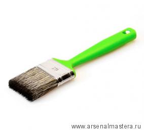 Кисть флейцевая из смеси синтетической и натуральной щетины 70/14 мм Osmo 067070