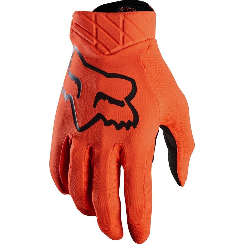 Fox - 2020 Airline Florescent Orange перчатки, оранжевые