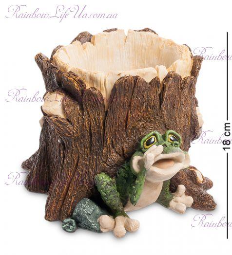 "Кашпо Лягушка у дерева ""Sealmark"""