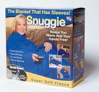 Одеяло-плед с рукавами Snuggle (Снагги)