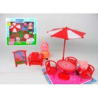 Игровой набор Свинка Пеппа (Peppa Pig) Пляж