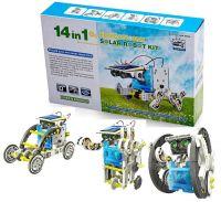 Игровой набор робот-конструктор Solar 14 в 1