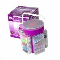 Набор для шитья и рукоделия Supercosturero, 210 предметов (6)