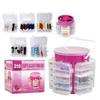 Набор для шитья и рукоделия Supercosturero, 210 предметов (4)