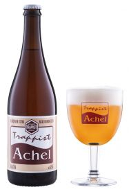 Achel Extra Blond (Ахель Экстра Блонд) 9.5%, 0.75 л