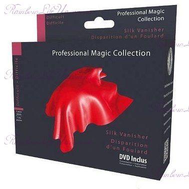 """Фокусный набор Исчезающий шёлк с DVD """"OID Magic"""""""