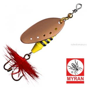Блесна вертушка Myran Sting 12гр / цвет: Koppar 6512-03