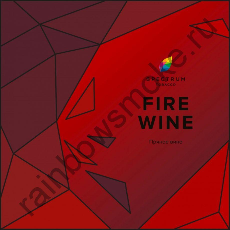 Spectrum Hard 100 гр - Fire Wine (Пряное Вино)