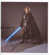 Автограф: Хейден Кристенсен. Звёздные войны: Эпизод 3 – Месть Ситхов