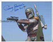 Автограф: Джереми Буллок. Звёздные войны
