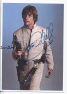 Автограф: Марк Хэмилл. Звёздные войны