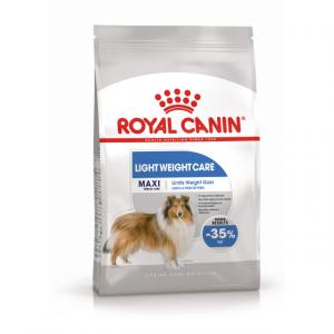 Корм сухой ROYAL CANIN MAXI LIGHT WEIGHT CARE для взрослых собак крупных пород облегченный 10кг