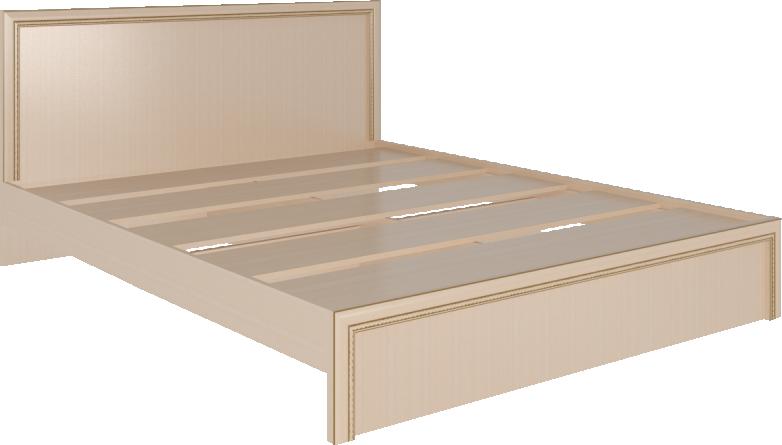 Беатрис мод. 6 Кровать стандарт с ламелями